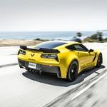 Akrapovičev novi izpušni sistem za Corvette Stingray (foto: Akrapovič Team)