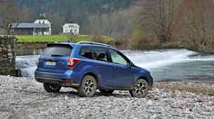 Vozili smo: Subaru Forester Diesel Lineartronic: Dodana vrednost