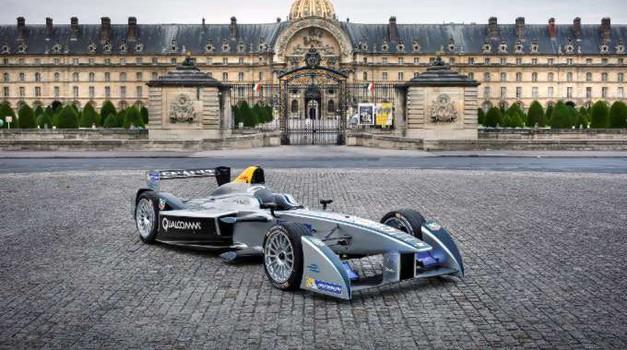 Formula E prihodnje leto tudi v Parizu (foto: FIA Formula E)
