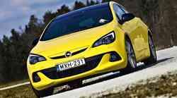Kratki test: Opel Astra GTC 1.6 Turbo (147 kW) Sport
