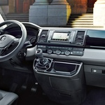 Predstavljamo: Volkswagen Transporter; Čustven prihod (foto: Volkswagen)