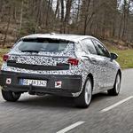 Vozili smo: Nova Opel Astra: Manjša, a prostornejša (foto: GM)