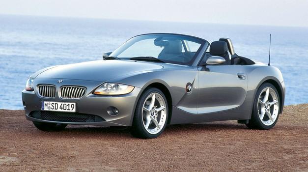RABLJEN AVTO: BMW Z4 (2002–2008): Duše pa še nima (foto: BMW)