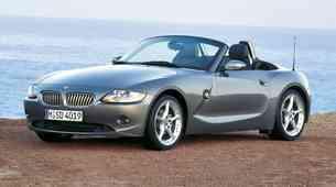 RABLJEN AVTO: BMW Z4 (2002–2008): Duše pa še nima