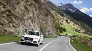 Vozili smo: Audi Q7: Dober po srcu