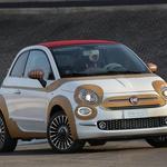 Fiat 500 za podporo človekovih pravic (foto: Fiat)