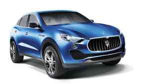 Razkrivamo: Maserati Levante; Korak v pravo smer