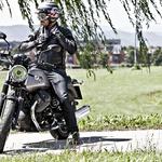 Prvi vtis: Moto Guzzi V7II