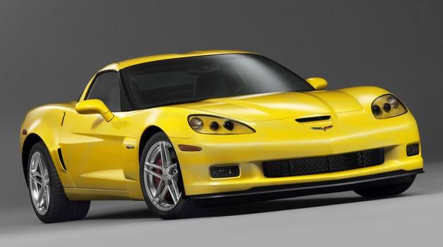 Električna Corvette, razvita za rekord (foto: GM)