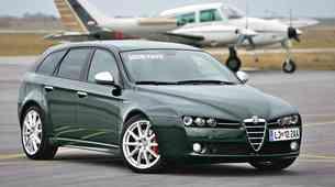 Rabljen avto: Alfa Romeo 159 (2005–2011): Duše pa še nima