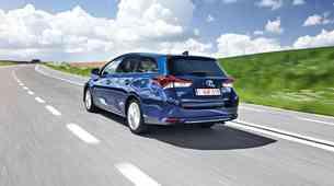 Vozili smo: Toyota Auris: Znanilec varnostnih novosti