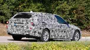 Razkrivamo: BMW serije 5 Touring