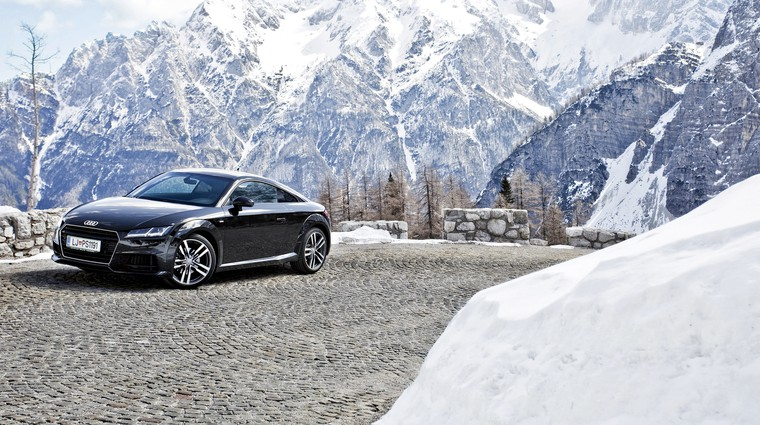Test: Audi TT Coupe 2.0 TDI ultra (foto: Saša Kapetanovič)