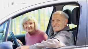 Aktualno: Starostniki za volanom; Starost ni kriva!