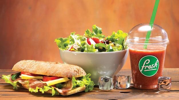 Freshev sveži smoothie – odlična izbira za vaše dobro počutje za samo 1,99 evra (foto: Petrol)