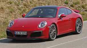 Razkrivamo: Porsche 911 brez maske
