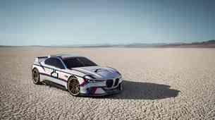 BMW 3.0 CSL Hommage R - spomin na ameriške uspehe