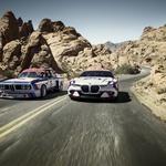 BMW 3.0 CSL Hommage R - spomin na ameriške uspehe (foto: BMW)