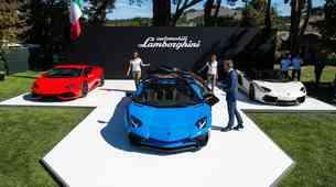 Lamborghini Aventador Superveloce brez strehe