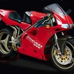 Ducati 916 (foto: Arhiv MM)