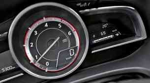 Kratki test: Mazda3 SP CD150 Revolution