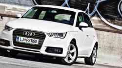 Kratki test: Audi A1 Sportback 1.6 TDI (85 kW) Sport