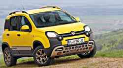 Kratki test: Fiat Panda 4x4 1.3 Multijet 16V 80 Cross
