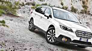 Kratki test: Subaru Outback 2.0D-S Lineartronic Unlimited