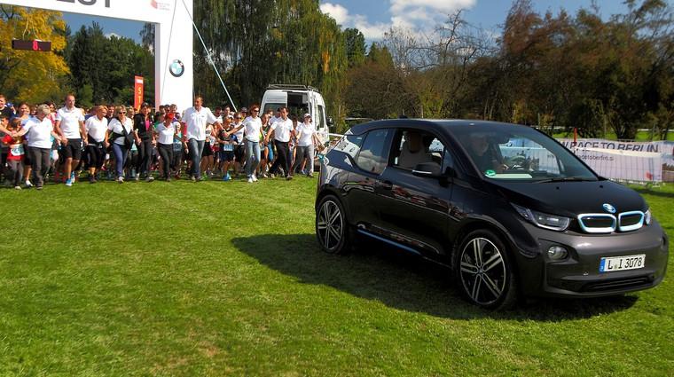 Pridite na Festival teka in zabave BMW FEST! (foto: BMW)