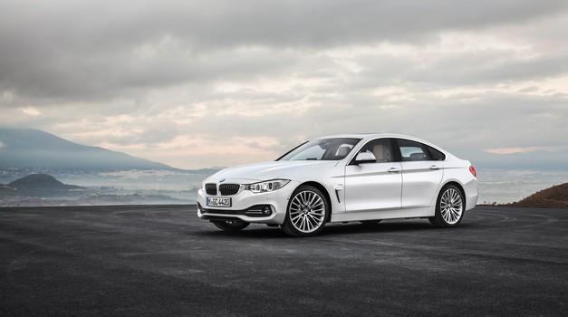 BMW serije 4 Gran Coupé Edition Exclusive (foto: BMW)