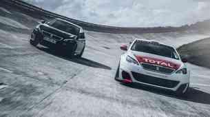 Peugeot 308 Racing Cup: pripravljen na dirke