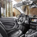 Smart Fortwo Cabrio: v dvanajstih sekundah in do 155 kilometrov na uro (foto: Daimler)