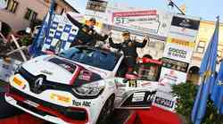 Reli: Aleks Humar uspešen v Italiji