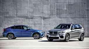 Vozili smo: BMW X5 M in X6 M: Prvo nadaljevanje