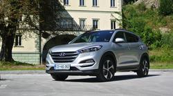 Novo v Sloveniji: Hyundai Tucson
