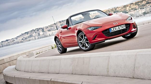 Mazda MX-5: Igrača (foto: Mazda)