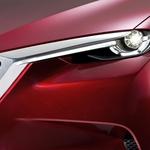 Mazda Koeru - napoved velikega terenca (foto: Mazda)
