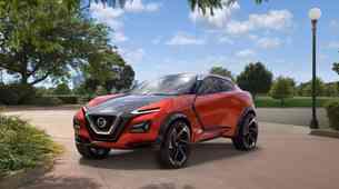 Nissan Gripz Concept - po navdihu puščavskih dirkalnikov in dirkalnih koles