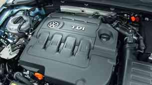 Volkswagen v težavah zaradi dizlov