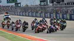 Lorenzo lovi, Rossi beži