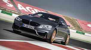 BMW M4 GTS - najhitrejši serijski BMW doslej