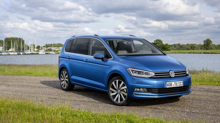 Novo v Sloveniji: Volkswagen Touran (foto: Volkswagen)