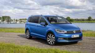 Novo v Sloveniji: Volkswagen Touran