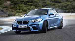 BMW M2 Coupé - iskra dvojka s šestvaljnikom