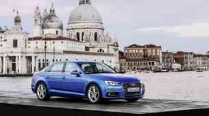 Audi A4: A4 za štiri