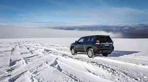 Predstavljamo: Toyota Land Cruiser 2.8 D-4D: Še vedno car