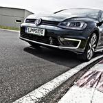 Kratki test: Volkswagen Golf GTE (foto: Saša Kapetanovič)