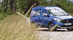 Na kratko: Dacia Dokker 1.2 TCe 115 Stepway