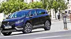 Test: Renault Espace 1.6 dCi 160 Initiale Paris