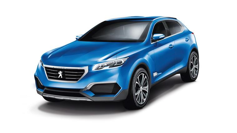 Razkrivamo: Peugeot 3008; Številka ostane, vsebina se spreminja (foto: Bojan Perko)